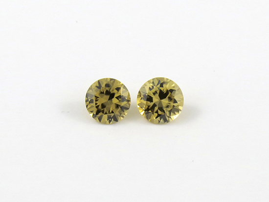 Zircon | Zircon | Yellow